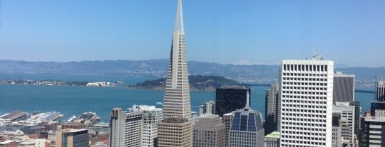 Top of the Mark is one of SF - been there!.