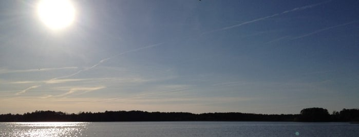 Lake Crabtree County Park is one of Must-Visit Hiking/Running Trails.