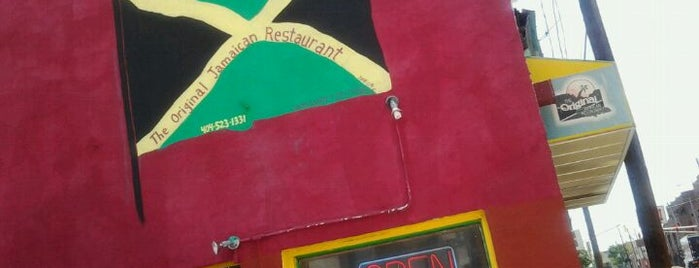 The Original Jamaican Restaurant is one of Gespeicherte Orte von onedopegirl.