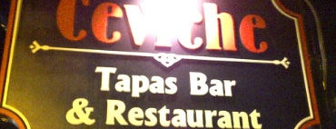 Ceviche Tapas Bar & Restaurant is one of Must visit Places in Tampa #visitUS.