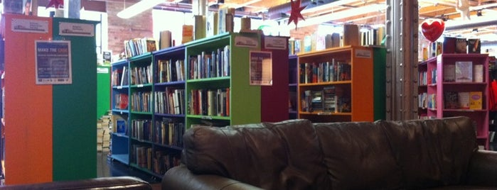 Open Books is one of Buy Local Guide: Chicago's Independent Bookstores.