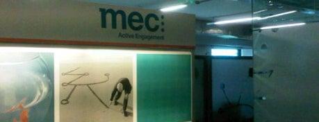 MEC Argentina is one of Algunos LUGARES en el mundo para volverte loco..