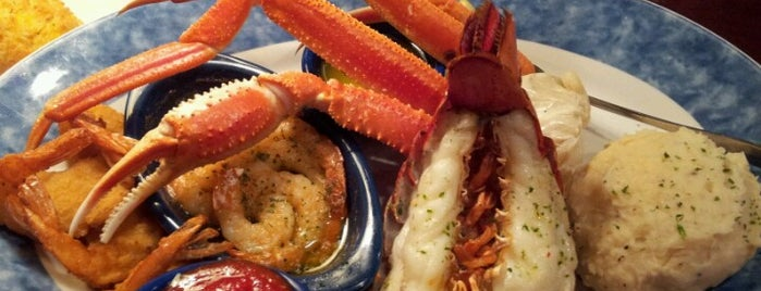 Red Lobster is one of Georgeさんのお気に入りスポット.