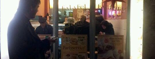 Falafel Factory is one of Vegan, veganfriendly & yummy in Hamburg.