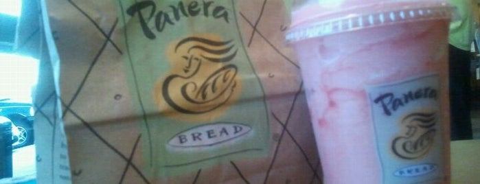 Panera Bread is one of Favorites.