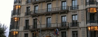 Axel Hotel is one of Barcelona-Tips.
