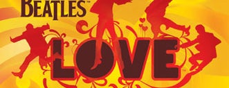 The Beatles LOVE (Cirque du Soleil) is one of 101 places to see in Las Vegas before your die.