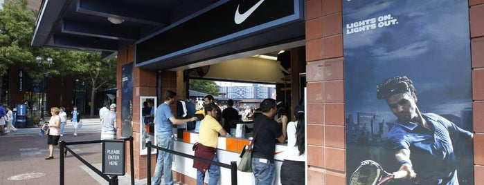 Nike Store - US Open is one of US Open Shopping.