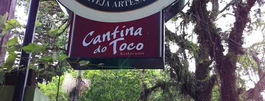 Cantina do Toco is one of Delicias de Poa.