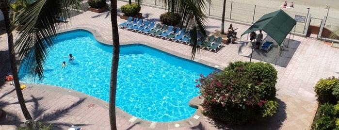 Hotel El Pescador is one of Tadashi'nin Beğendiği Mekanlar.