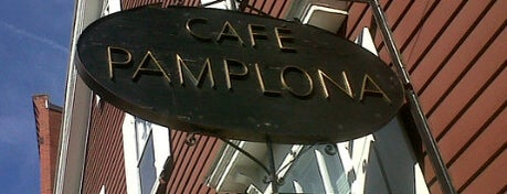 Cafe Pamplona is one of Coffee in Boston.