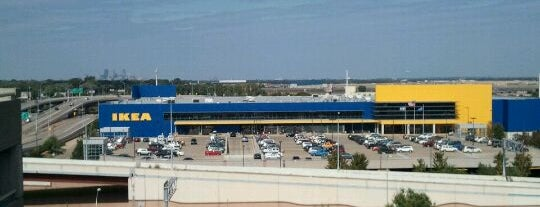 IKEA is one of Shopping.