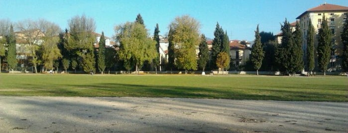 Giardini Campo Militare is one of Orte, die Sandybelle gefallen.