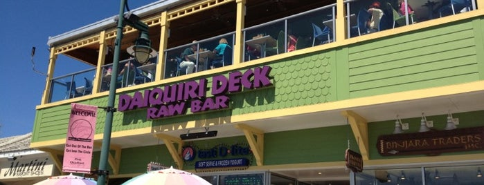 Daiquiri Deck is one of DRINKING in SRQ.