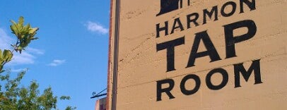 Harmon Tap Room is one of Beer!.