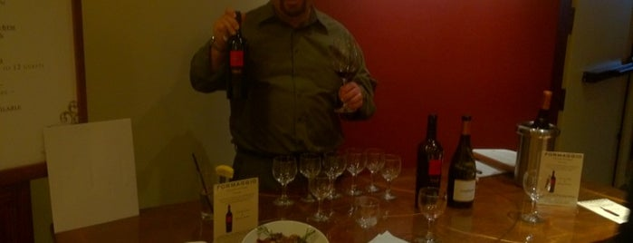 Formaggio Taverna and Patio is one of Lieux sauvegardés par Yuri.
