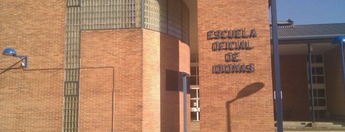Escuela Oficial de Idiomas is one of Huber : понравившиеся места.