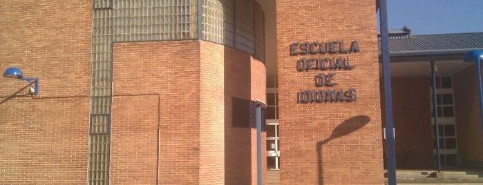 Escuela Oficial de Idiomas is one of Locais curtidos por Huber.