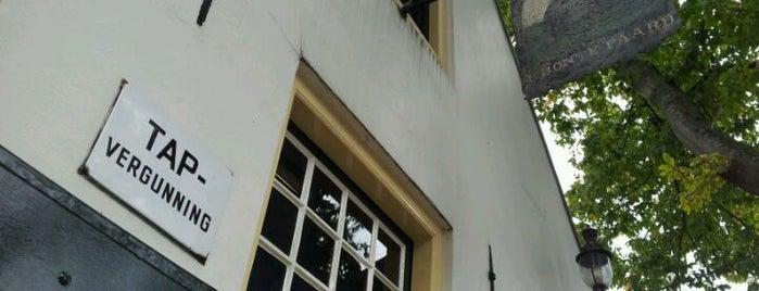 Café 't Bonte Paard is one of Misset Horeca Café Top 100 2012.