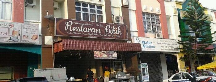 Restoran Bibik is one of Lieux qui ont plu à Uğur.