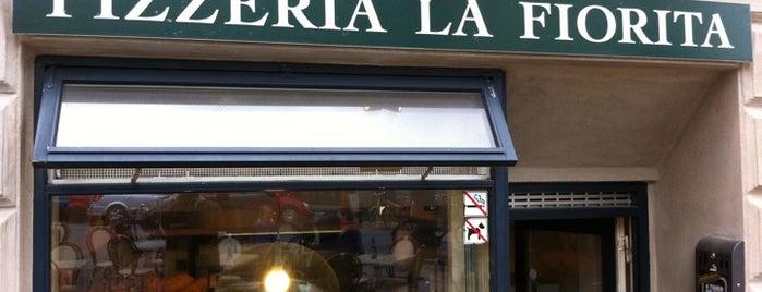 Pizzeria La Fiorita is one of Best of Copenhagen - during the day.