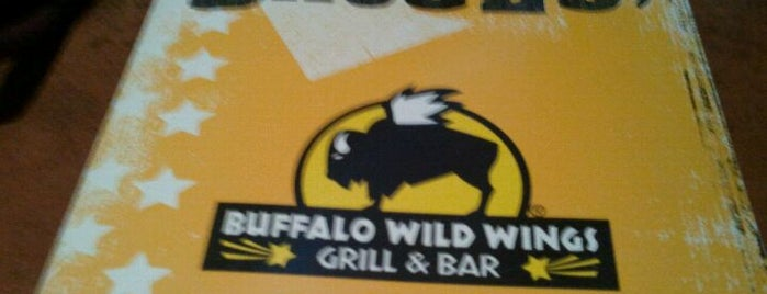 Buffalo Wild Wings is one of 416 Tips on 4sqDay Challenge - Dwayne List 1.