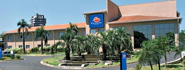 Gandini Hotel is one of Posti che sono piaciuti a Estevão.