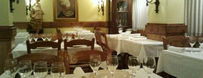 Taberna Angel Belmonte is one of Restaurantes Lleida!!!!.