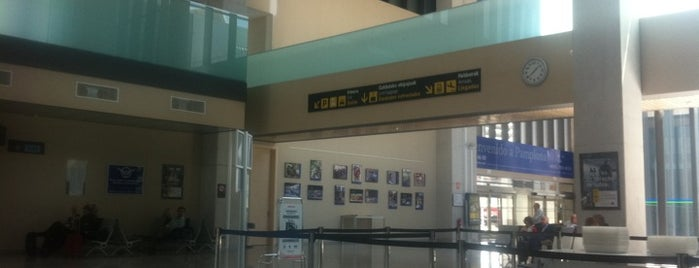 Aeropuerto de Pamplona (PNA) is one of Airports in SPAIN.