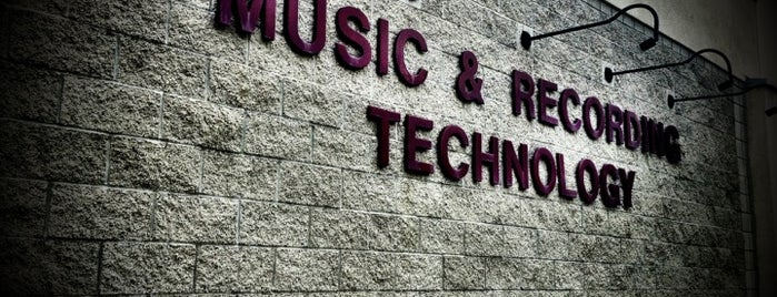 Music & Recording Technology Building @ Citrus College is one of Mo's Liked Places.
