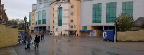 Stamford Bridge is one of Sports Arena's.