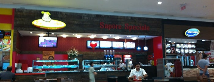 Sapore Speciale is one of Blumenau Norte Shopping.