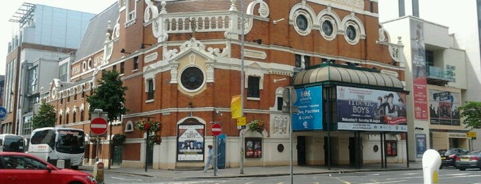 Grand Opera House is one of Belfast.