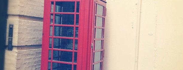 Heddon Street is one of Londra.