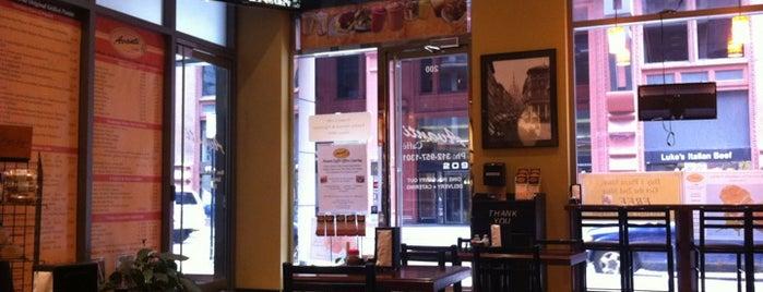 Avanti Caffé is one of Tempat yang Disukai Benjamin.