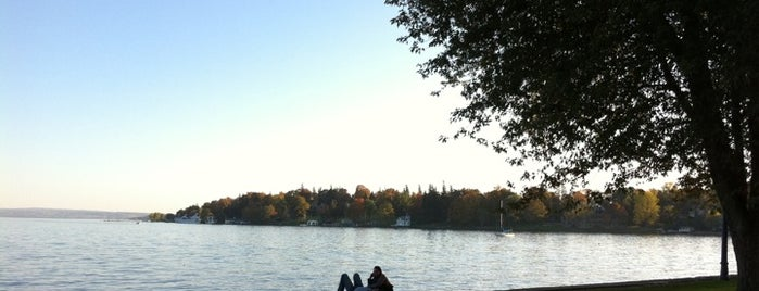 Skaneateles Lake is one of So, You're Stuck In Syracuse..