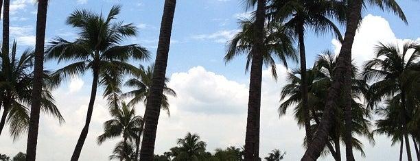 Siloso Beach is one of Visit Singapore: FindYourWayInSG.