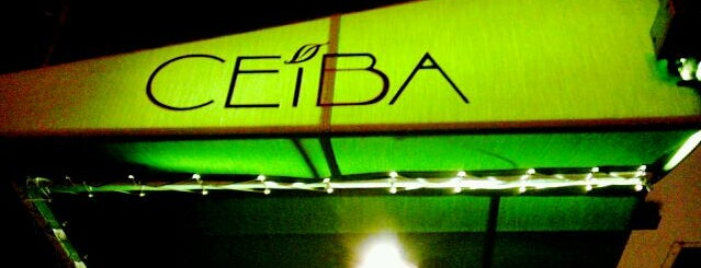 Ceiba is one of DC Wish List.