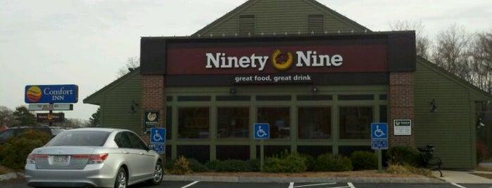 Ninety Nine Restaurant is one of Joe 님이 좋아한 장소.