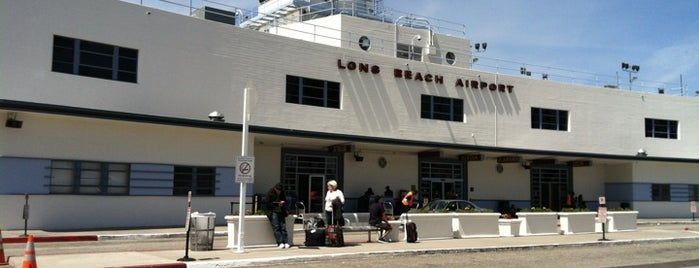 Long Beach Airport (LGB) is one of DC Millionaire Society.
