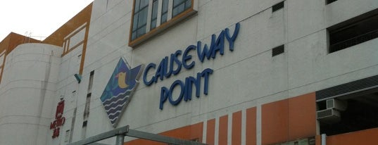 Causeway Point is one of Retail Therapy Prescriptions SG.