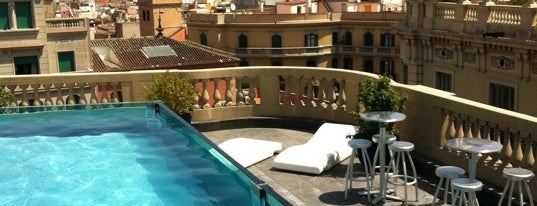 Hotel Ohla is one of I love Barcelona.