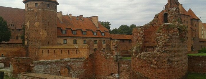 Zamek w Malborku | The Malbork Castle Museum is one of Best of World Edition part 1.