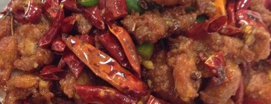 Spicy Sichuan is one of Lisa : понравившиеся места.