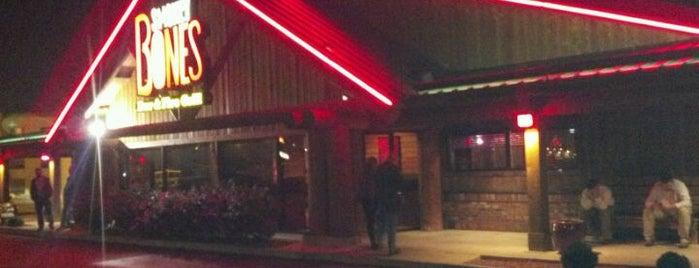 Smokey Bones Bar & Fire Grill is one of Nite life Springfield food too.