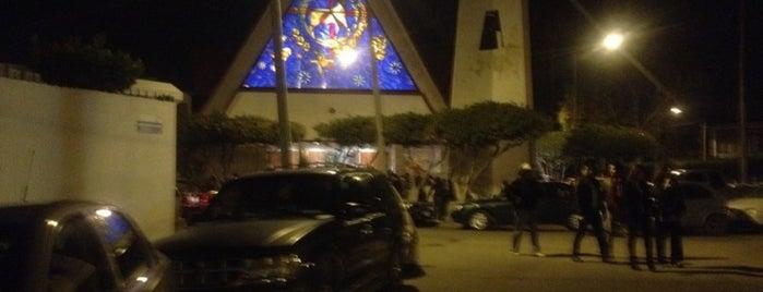Templo De La Virgen De Los Pobres is one of Erika : понравившиеся места.