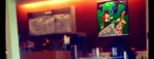 Café - The Walt Disney Family Museum is one of Lieux qui ont plu à Alberto J S.