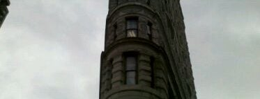Flatiron Building is one of (architecture) in NYC.