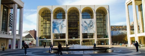 David Geffen Hall is one of IWalked NYC's Upper West Side (Self-guided tour).