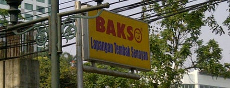 Bakso Lapangan Tembak Senayan is one of Good for Less.